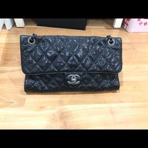 Chanel soft caviar bag